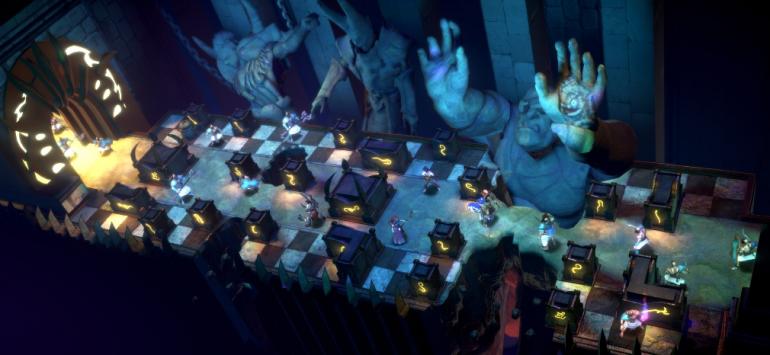 Zapowiedziano Warhammer Quest: Silver Tower - turową grę rpg na Androida i iOS-a