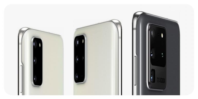 Samsung Galaxy S20 - ekskluzywne wersje kolorystyczne dla Korei Południowej