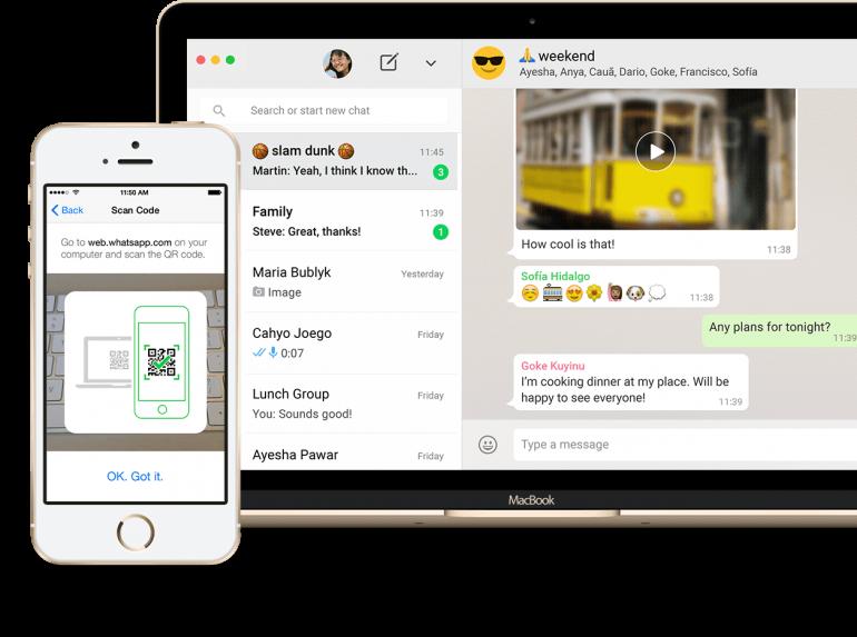 WhatsApp liczy sobie 2 miliardy użytkowników