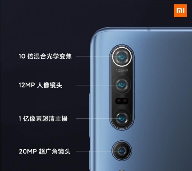 Xiaomi Mi 10 i Xiaomi Mi 10 Pro - oficjalna specyfikacja
