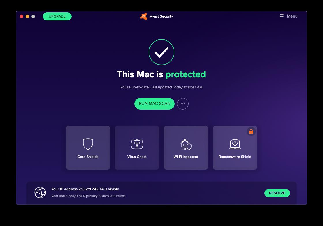 Najlepszy antywirus na Maca 2020