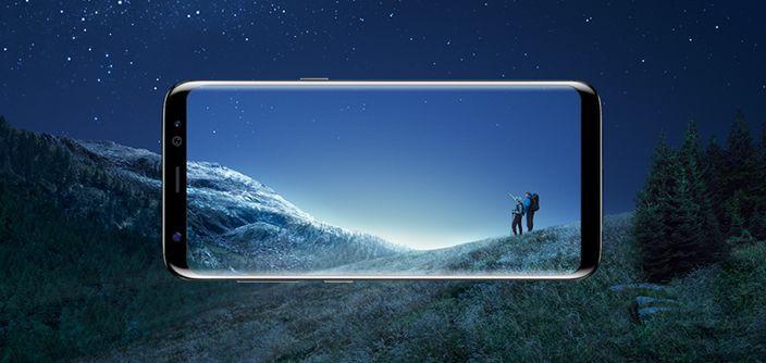 Samsung Galaxy S8 z kolejną aktualizacją - lutowe poprawki na trzyletnim flagowcu!