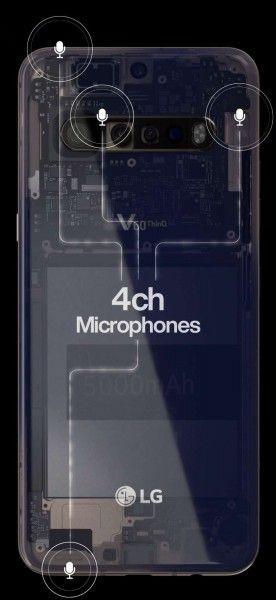 LG V60 ThinQ 5G wycieka w bazie Geekbench'a