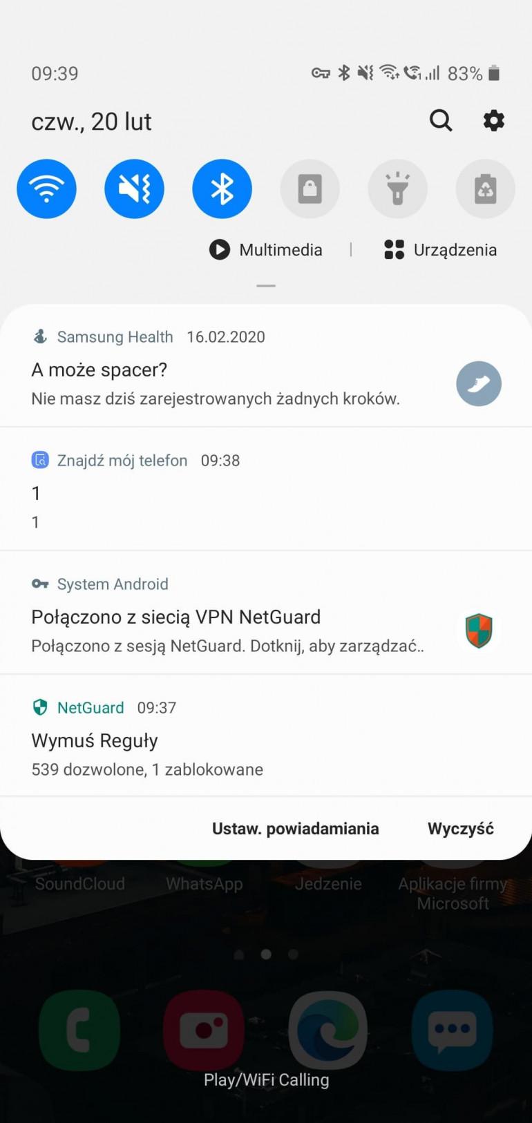 Masz Samsunga i otrzymałeś dziwne powiadomienie z aplikacji Znajdź mój Telefon? Spokojnie to tylko błąd