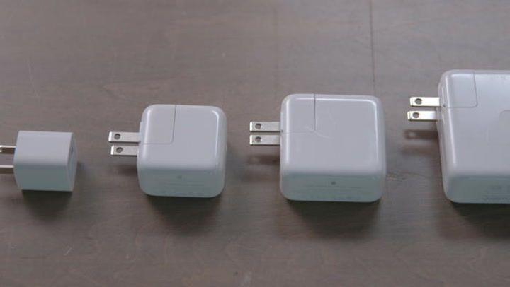 Apple porzuci 5W ładowarki? - nowy typ zasilacza w drodze