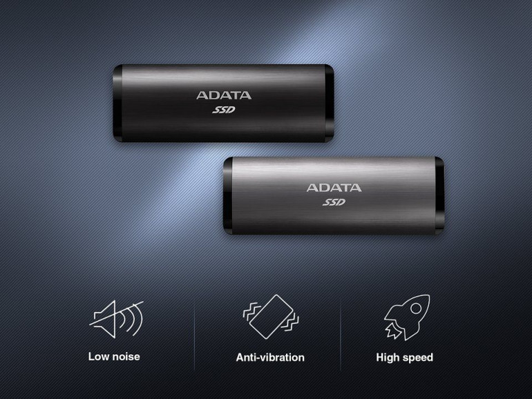 Adata SE760 - dysk kopiujący 10GB danych w 20 sekund