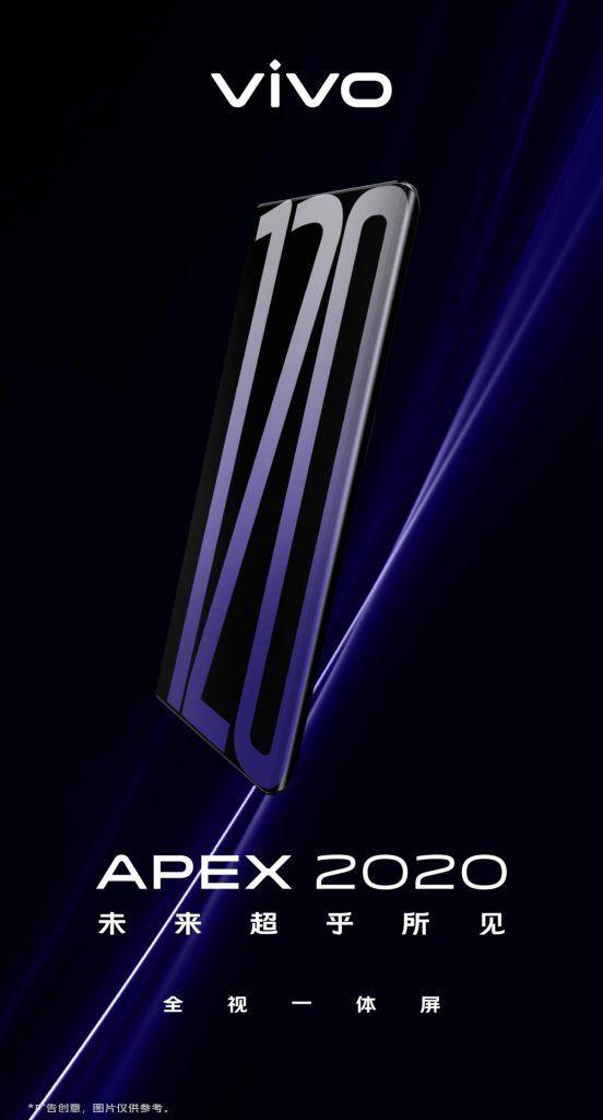 Vivo APEX 2020 - premiera 28. lutego