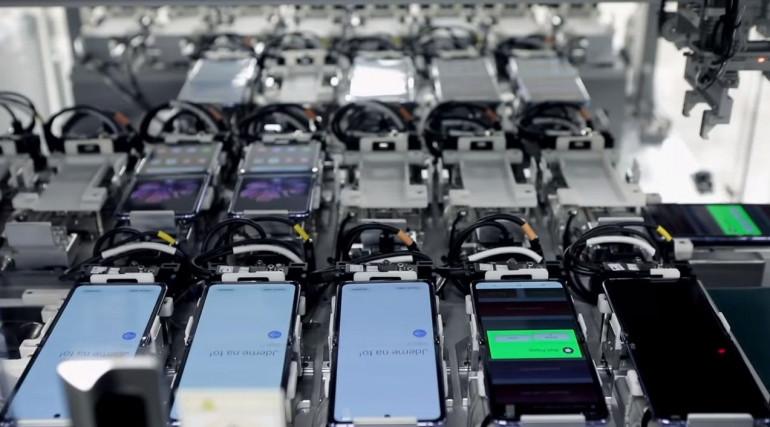 Samsung chwali się procesem produkcyjnym Galaxy Z Flip