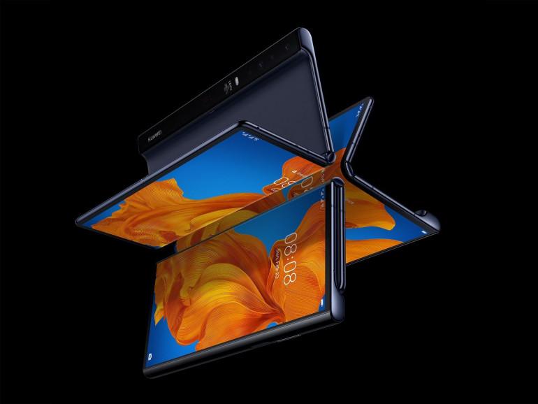 Huawei pokazał oficjalnie składany Mate Xs i odświeżony MateBook X Pro