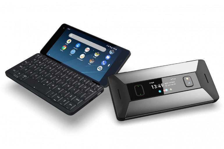 Cosmo Communicator czyli składany smartfon z Androidem i Linuxem na pokładzie