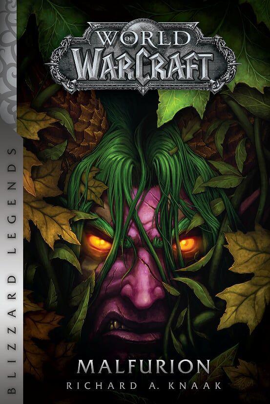 """""""World of Warcraft: Malfurion"""" - nowa powieść z kolekcjonerskiej serii Blizzard Legends w księgarniach"""