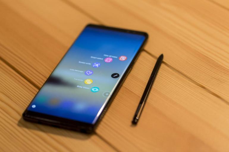 Samsung po raz kolejny potwierdza - Galaxy Note 8 i Galaxy S8 bez Androida 10