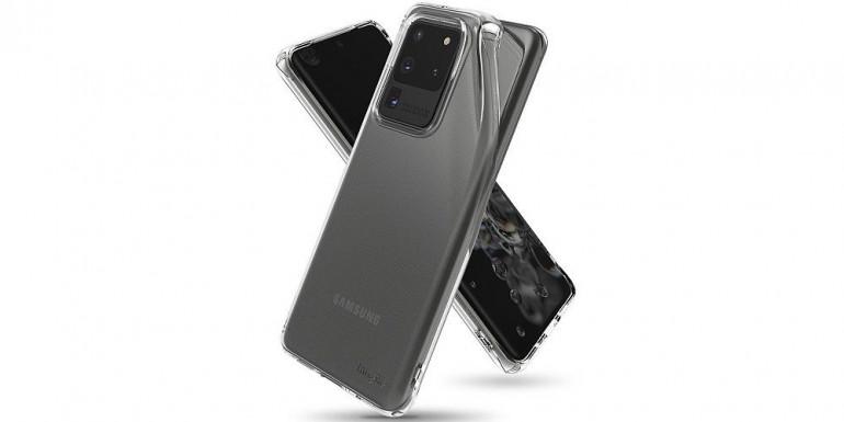 Samsung Galaxy S20 Ringke Air