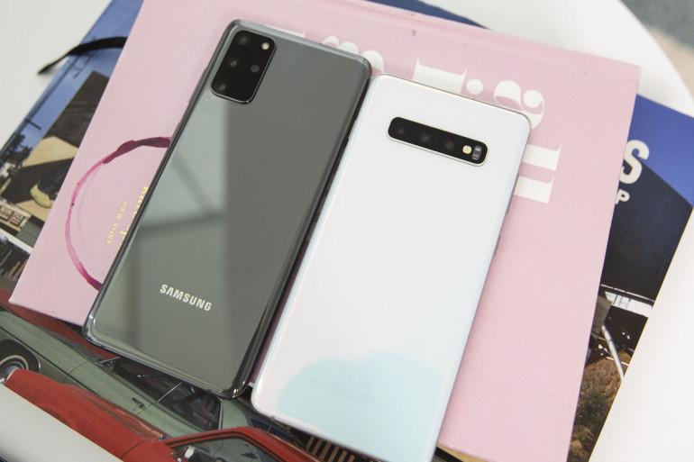 Samsung Galaxy S20 - sprzedaż niższa nawet o 50 procent - wszystkiemu winien koronawirus