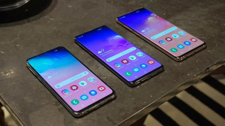Samsungi Galaxy S10 otrzymują marcowe poprawki zabezpieczeń