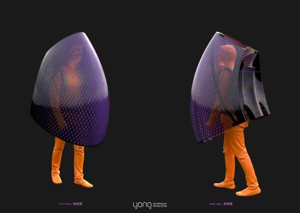 Zaprojektowano strój, który gwarantuje ochronę przed koronawirusem