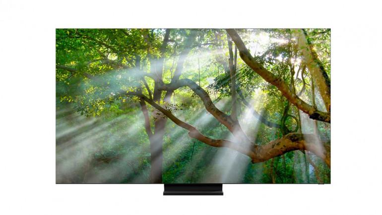 Samsung 8K QLED - pierwszy na świecie telewizor z Wi-Fi 6