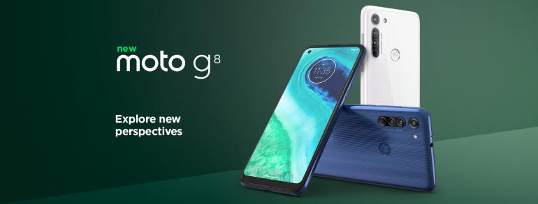 Moto G8 czyli ciekawy smartfon będący krokiem w tył