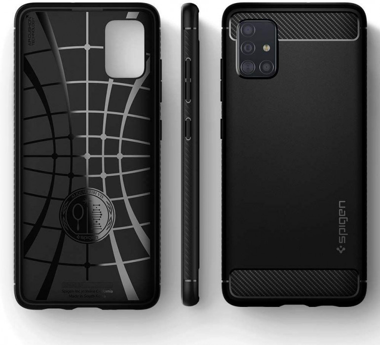 Samsung Galaxy A51 Spigen Rugged Armor