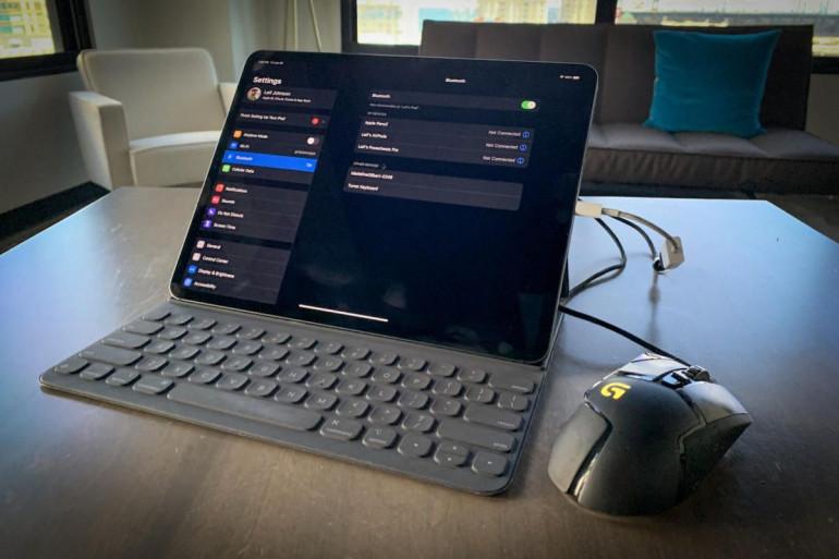 iPadOS w końcu z pełną obsługą myszy i gładzików