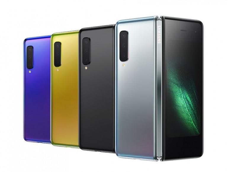 Samsung po cichu ulepsza konstrukcję Galaxy Fold