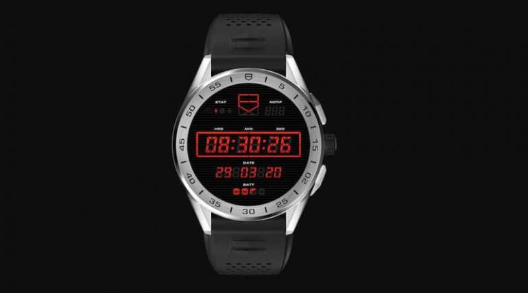 Tag Heuer Connected 2020 - zaprezentowano smartwatch za ponad 7 tysięcy złotych!