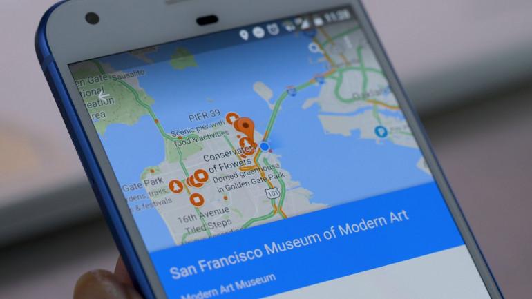 Mapy Google będą ostrzegać o zmianach związanych z koronawirusem
