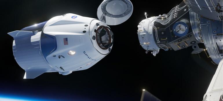 Start SpaceX Starlink przerwany z powodu awarii silnika