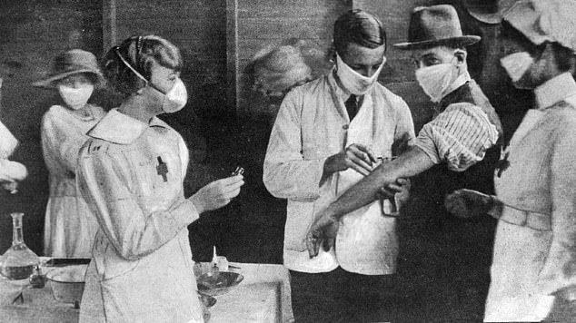 Szczepienia w Australii - chorowało tam 40% populacji Źródło: DailyMail