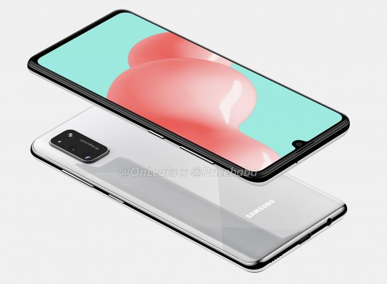 Dzięki FCC poznaliśmy specyfikację techniczną Samsunga Galaxy A41