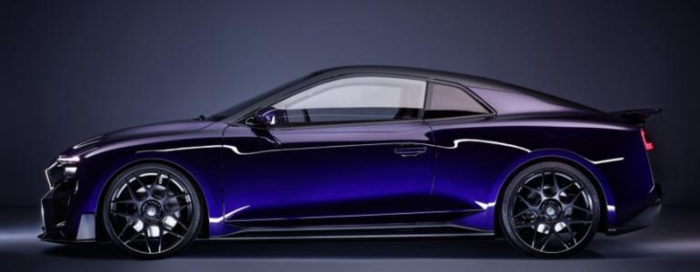 Gumpert - pierwszy na świecie elektryczny super samochód z ogniwami paliwowymi na metanol