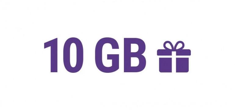 10 GB darmowego internetu od Play w ramach akcji #zostańwdomu