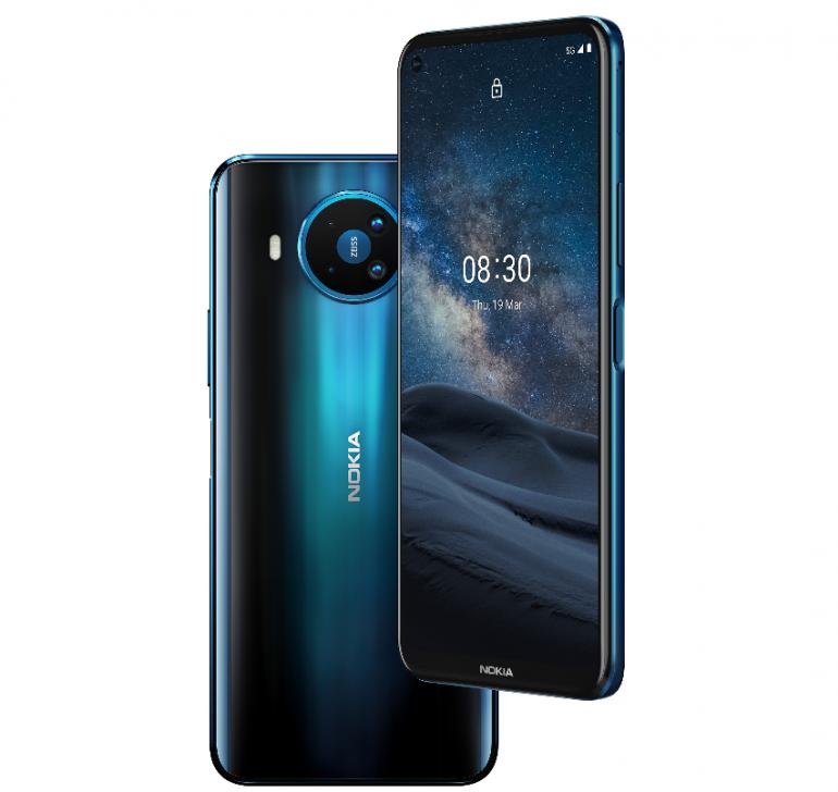 HMD prezentuje: Nokia 8.3 5G, Nokia 5.3 oraz Nokia 1.3