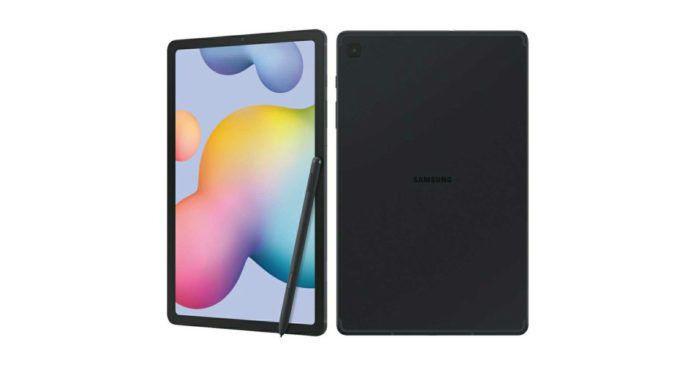 Samsung Galaxy Tab S6 Lite na kolejnych renderach