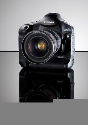 EOS-1D Mark III i inni, czyli nowości Canona
