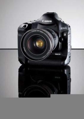 Canon EOS-1D Mark III DSLR
