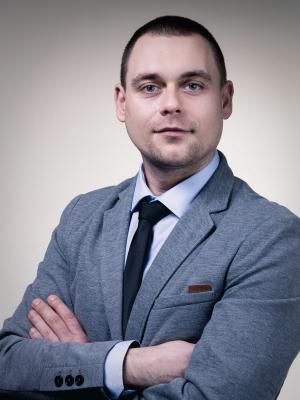 Martin Schibitzki, Account Manager Epson Polska