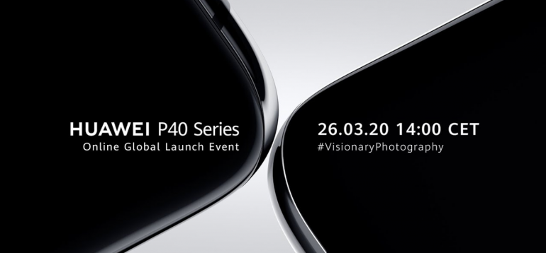 Premiera Huawei P40 już jutro! Sprawdź jak oglądać wydarzenie