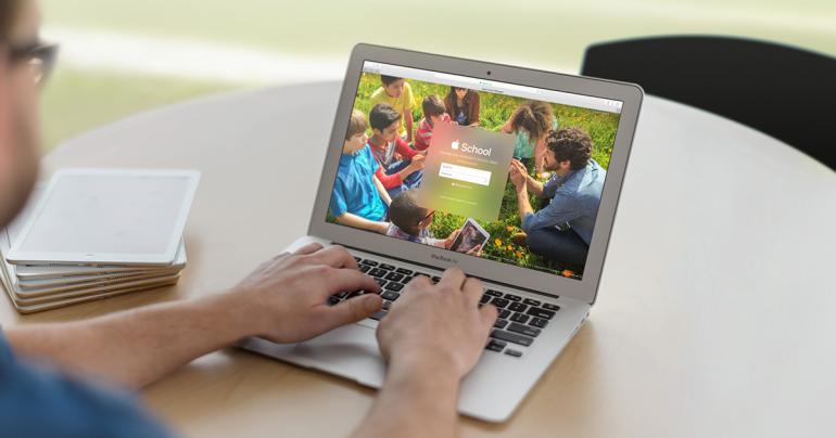 Apple angażuje się w edukacje - nowe rozwiązania dla szkół już dostępne
