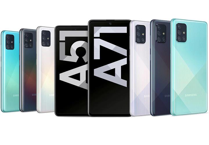 Premiera Samsung Galaxy A51 5G tuż-tuż