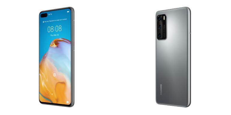 Globalna premiera smartfonów Huawei z serii P40 i polskie ceny