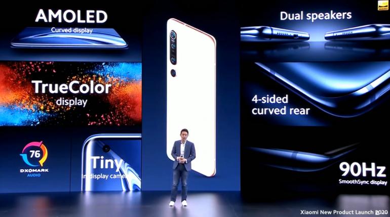 Xiaomi Mi 10 i Mi 10 Pro zaprezentowane wraz z niezapowiedzianym, trzecim modelem