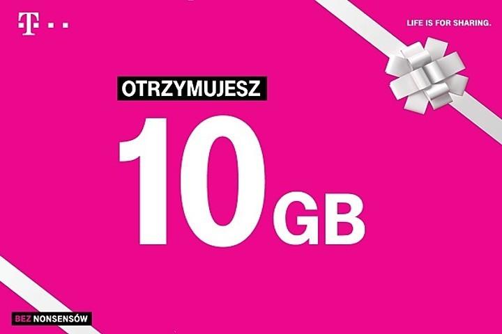 10 GB od T-Mobile dla klientów biznesowych