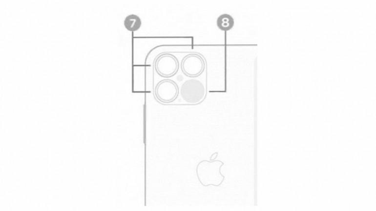 iPhone 12 Pro - trzy obiektyw oraz LiDAR na pokładzie