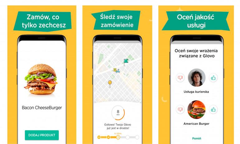 Glovo – zakupy bez wychodzenia z domu. Sprawdź, jak korzystać z aplikacji?