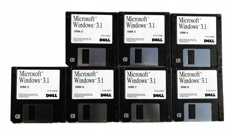 Windows 3.1 - system, który wyniósł Microsoft na szczyt, zadebiutował dokładnie 28 lat temu