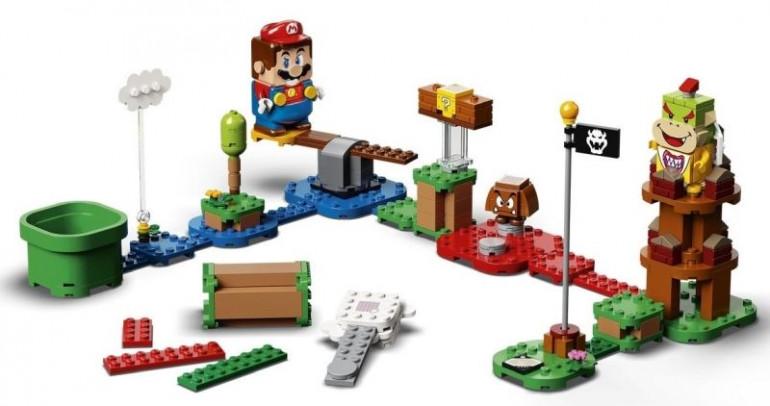 LEGO Super Mario - znamy cenę i szczegóły klocków nie tylko dla dzieci