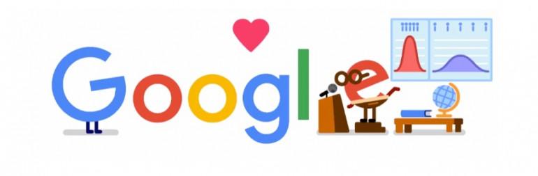Google Doodle pozdrawia walczących na pierszej lini z koronowirusem