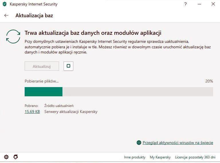 Kaspersky Internet Security - recenzja najnowszej edycji 2020