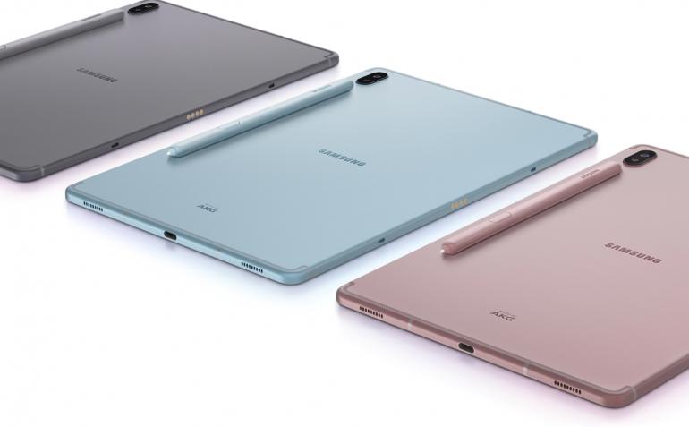 Samsung szykuje konkurenta dla iPad'a Pro - Galaxy Tab S7 zadebiutuje w dwóch rozmiarach